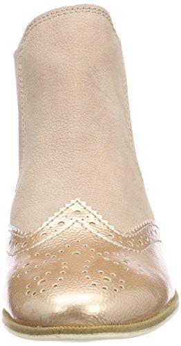 Marco Tozzi Premio Damen 25307 Chelsea Boots Pink (Rose Comb)