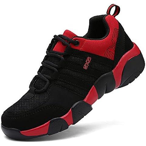 zapatos corrientes de los hombres de las mujeres Aire Libre y Deportes zapatillas de deporte de montaña ligeros