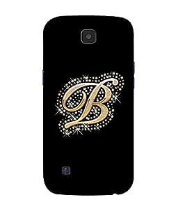 Fuson Designer Back Case Cover for LG K3 :: LG K3 Dual K100 LS450 (Dancing Disco Dancer Alphabet Dazzling)