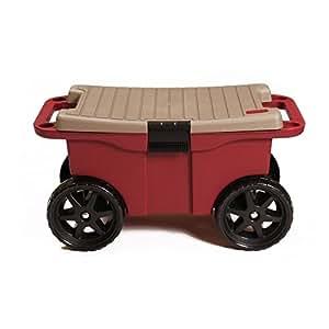 Crest Wheeled Kneeler Amp Storage Stool Amazon Co Uk