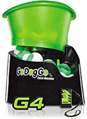 Idea Regalo - god GoDogGo Sfera Automatica Thrower