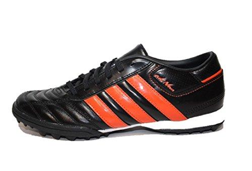 Adidas adinova II TRX TF Scarpe da calcio, Scarpe da ginnastica ragazzo Nero - arancione