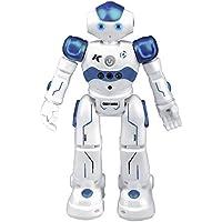 Kuman Robot de Juguete de Regalo a Control Remoto, Smart Robotics Camina Canta Baila Programables y Sensación de Gestos para el Entretenimiento de Los Niños KR2