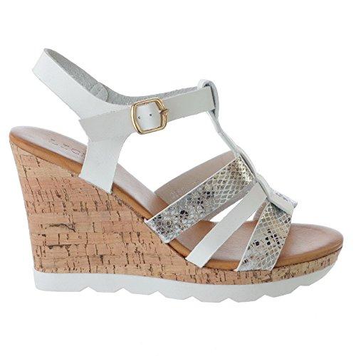 Sandales Avec Sangle Cherie Marine Esprit dhQcY2CgLb
