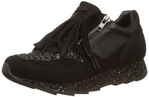 Cassis Cote de Azur Pitchou, Zapatillas Bajas Mujer, Negro (Noir (Noir)), 36