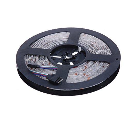 LED Strip- Kingwo 10m 5050 SMD RGB 2x5m 600 LED Luce LED Strip 44 chiave IR Remote Controller