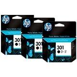 HP Ch561EeX3 - Pack 3 x cartucho de tinta