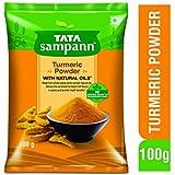 Tata Sampann Turmeric Powder Masala, 100g