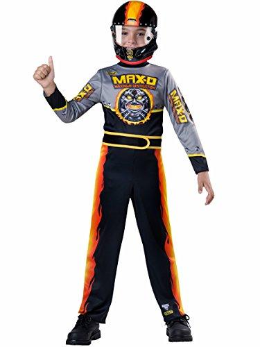 Monster Jam Max-D Costume, Size 8/Medium by Monster - Monster Jam Kostüm
