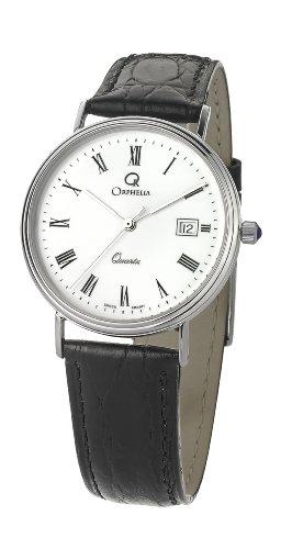 Orphelia Homme Analogique Quartz Montre avec Bracelet en Cuir MON-7082/1