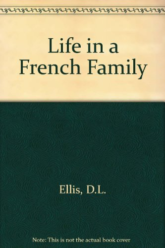 Life in a French family