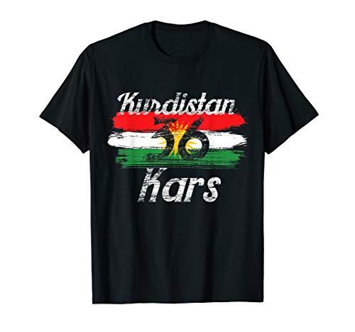 36 Kars Kurdistan Shirt Türkei Türkiye T-Shirt - Kars Türkei