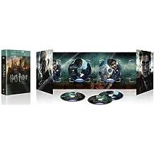 Coffret collector 6 Blu ray Harry Potter et les reliques de la mort