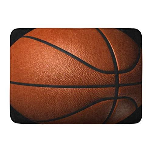 Uosliks Benutzerdefinierte Fußmatten Basketball Home Fußmatten 15,7