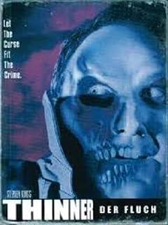 Stephen King's Thinner - Der Fluch - Ungeschnittene Fassung - Limited Mediabook 333 Edition - DVD + Blu-ray