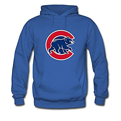 La Dame De Chicago - Chicago Cubs For Mens Hoodies Sweatshirts Pullover