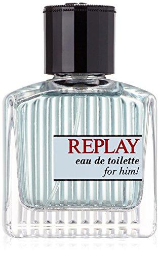 Replay, Eau de Toilette spray da uomo, 50 ml
