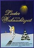 Canzoni Per Natale tempo–arrangiamento per pianoforte–Fisarmonica–Keyboard–canto e altri besetzung [Note musicali/holzweißig]