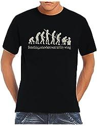 Touchlines Herren T-Shirt Something Somewhere…