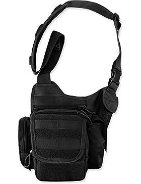 Multifunktions Schultertasche Umhängetasche Body Bag