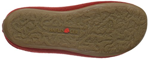 Haflinger Fundus, Ciabatte Unisex – Adulto Rosso (Rot (Rubin 11))