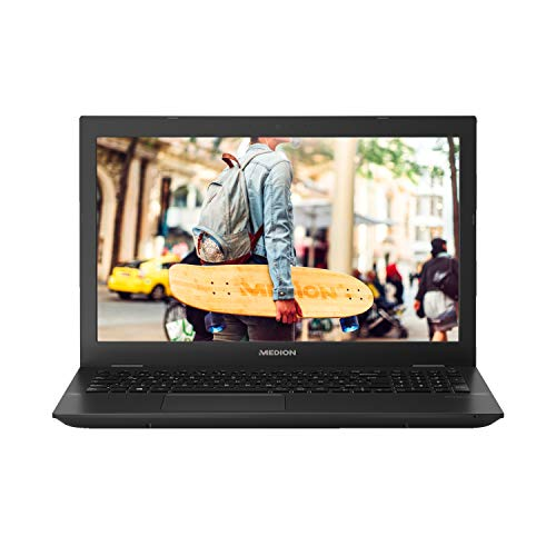MEDION E6439 39,6 cm (15,6 Zoll) Full HD Notebook (Intel Core i3-6006U, 1TB HDD, 8GB RAM DDR4, DVD, Win 10 Home) 3 Mb Ram Computer
