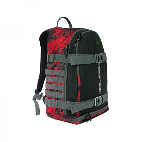 Rucksack Eclipse GX Gravel Bag Molle Fire rot (Rucksack Paintball)