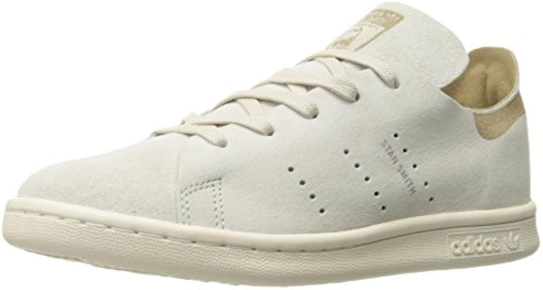 adidas originaux smith garçons stan smith originaux fashion c basket, claire / Marron  / lin Vert  chalk, 11,5 m petit 11ea7e