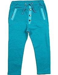 Zunstar Kim - Traje / Body de náutica para niña, color azul petróleo, talla UK: Talla 134/140