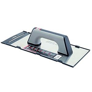Bellota 5861-1 A BIM INOX – Llana recta de acero inoxidable (300x150mm) afilada con mango bimaterial