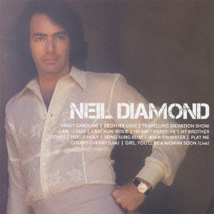 Neil Diamond - Icon Best Of Neil Diamond [Japan LTD CD] UICY-75274 by Neil Diamond (Cd Diamond Neil)