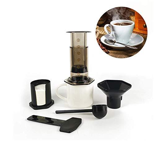 WANGYONGQI 350 ml Neue Filterglas Espressomaschine Tragbare Cafe Französisch Presse CafeCoffee Kanne Für Maschine