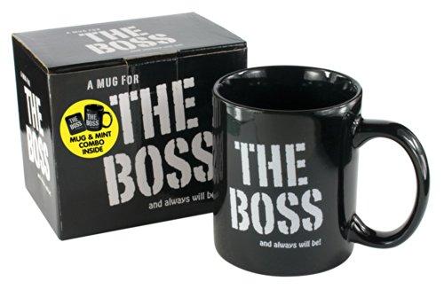 Taza 'The Boss'