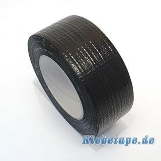 Klebeband Schwarz 48mm x 50m PE beschichtet