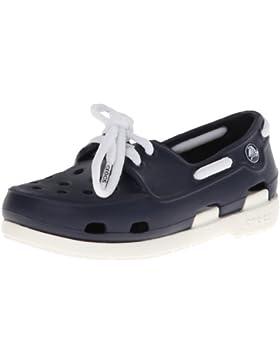 crocs BchLnBtShLcePS Unisex-Kinder Bootsschuhe