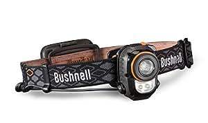 Bushnell Rubicon 3AA Lampada Frontale Nero