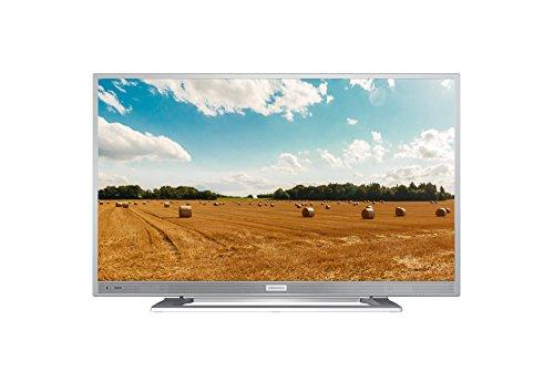 Grundig 28 GHS 5600 70 cm (28 Zoll) Fernseher (HD Ready, HD Triple Tuner) Silber [Energieklasse A]