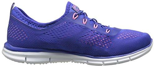 Skechers Glider Harmony Damen Sneaker violett - rosa