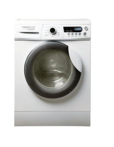 Nagold By Hafele CORAL 07W Fully-automatic Front-loading Washer Dryer (7 Kg, White)