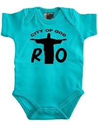 Rio - City of God Babybody 56 - 80 div. Farben