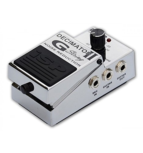 Decimator G-String Pedal II Noise Reduction