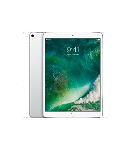 Apple iPad 10 5 Cellular Facetime - Apple iPad Pro (10.5 Inch, WiFi + Cellular, 64GB) with Facetime - Silver