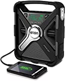 Eton FRX5 – All Purpose Weather Alert Radio with Bluetooth