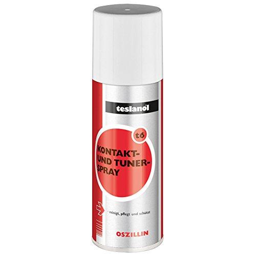 Teslanol® T6-OSZILLIN Kontakt- und Tunerspray  400ml