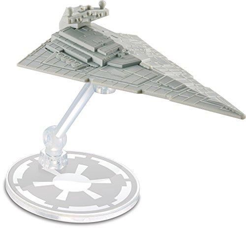 Star Wars Sternen Zerstörrer Raumschiff aus Han Solo a Story Raumschiff mit Aufsteller