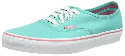 Vans Authentic, Sneakers mixte adulte Vert (Iridescent Eyelets/Florida Keys)