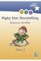 Rigby Star Audio Big Books Year 2 CD-ROM Wave 1 (International Rigby Star: Audio Big Books) CD-ROM