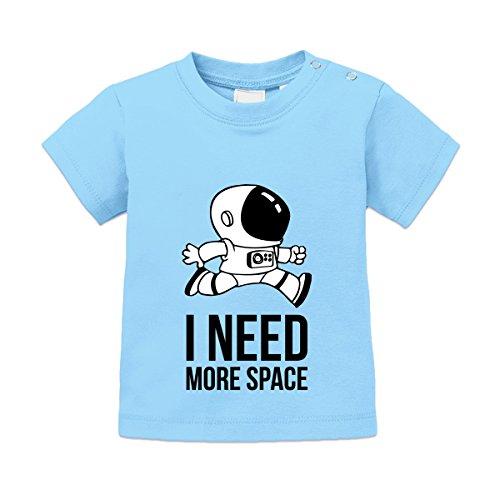 Camiseta de bebé I Need More Space by Shirtcity