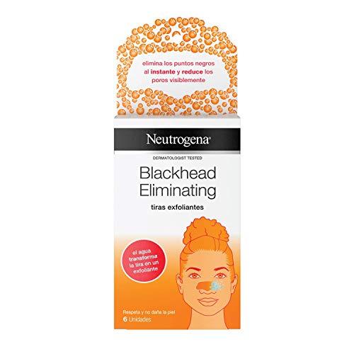 Neutrogena Blackhead Eliminating Tiras Exfoliantes