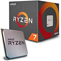 AMD YD2700BBAFBOX Processeur Ryzen 7 2700 Socket AM4 4.1Ghz+20MB